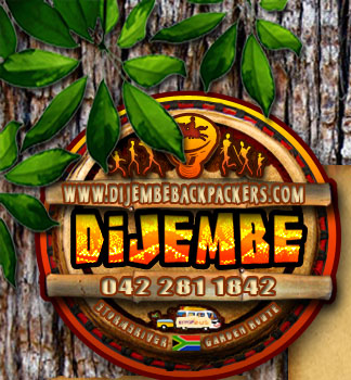 Dijembe Backpackers Lodge - Storms River - Garden Route - South Africa