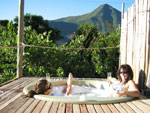 Enjoy A Cocktail In The Jacuzi While Taking In The Stunning Views